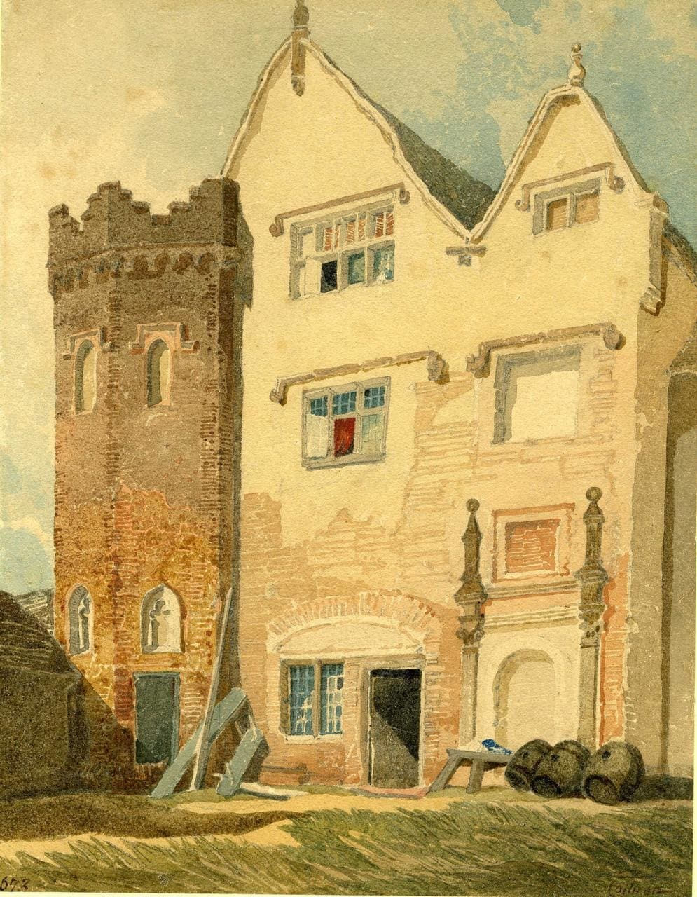 Pin By Masataka Kurose On John Sell Cotman In 2020 Norwich Castle Drawings Art Uk