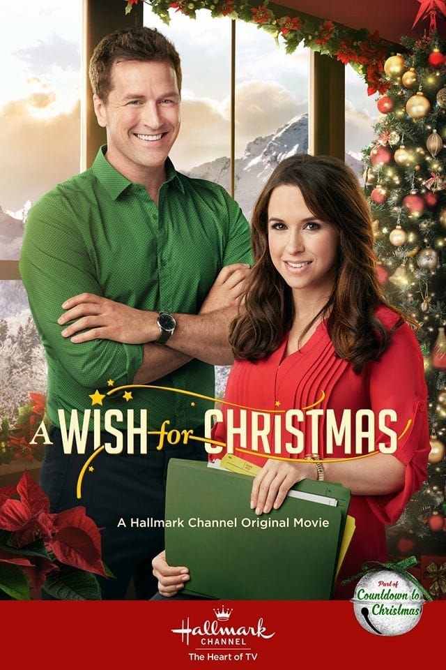 A wish for Christmas in 2019 Hallmark holiday movies