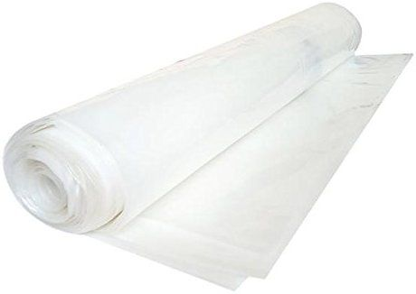 Amazon Com Bootstrap Farmer Greenhouse Plastic  Mil Uv Resistant Clear Polyethylene Film  By Garden Outdoor