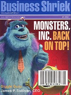 We Scare Because We Care Imagenes Monster Inc Imagenes De Disney Monsters Inc