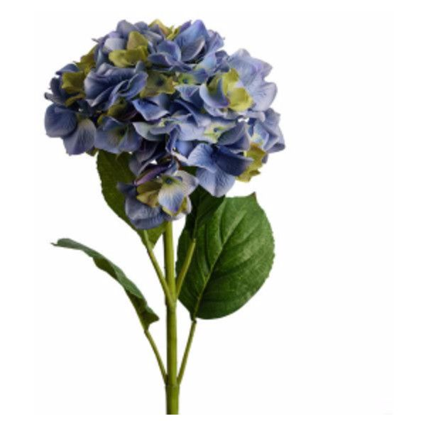 Faux blue hydrangea 16 liked on polyvore featuring home home faux blue hydrangea 16 liked on polyvore featuring home home decor mightylinksfo Images