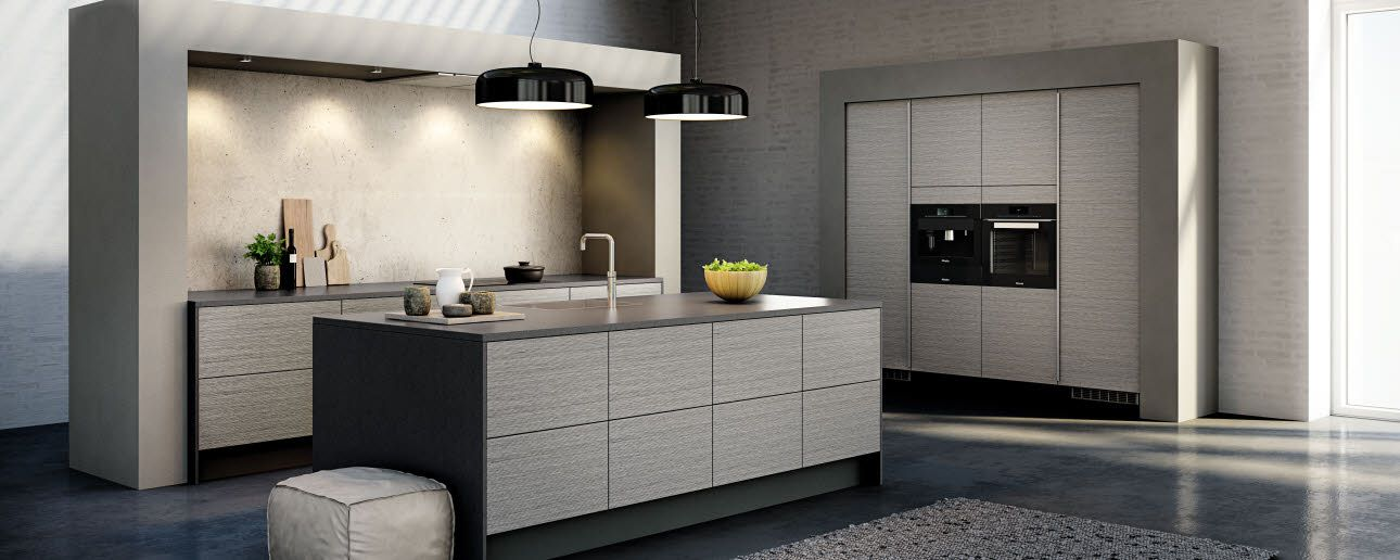 Harmony Grey  Prosjekt  Fie  Pinterest  Kitchen Models Gray Amazing Kitchen Models Design Inspiration
