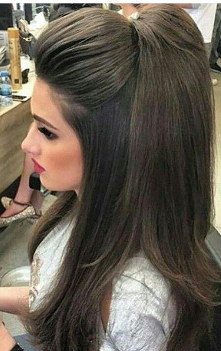Perfecthair Peinados Elegantes Peinados Sencillos Peinado Cabello Largo