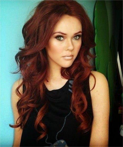 Elegant Hair Color Trends Summer 2015