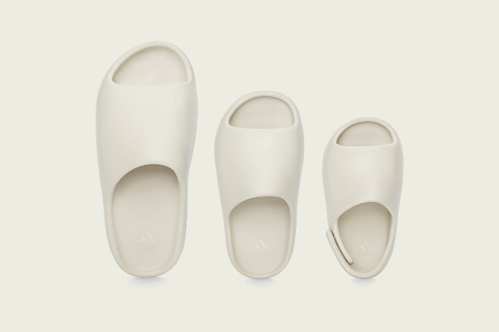 Adidas Kanye West Officially Unveil The Yeezy Slide Kanye West Adidas Yeezy Kanye West