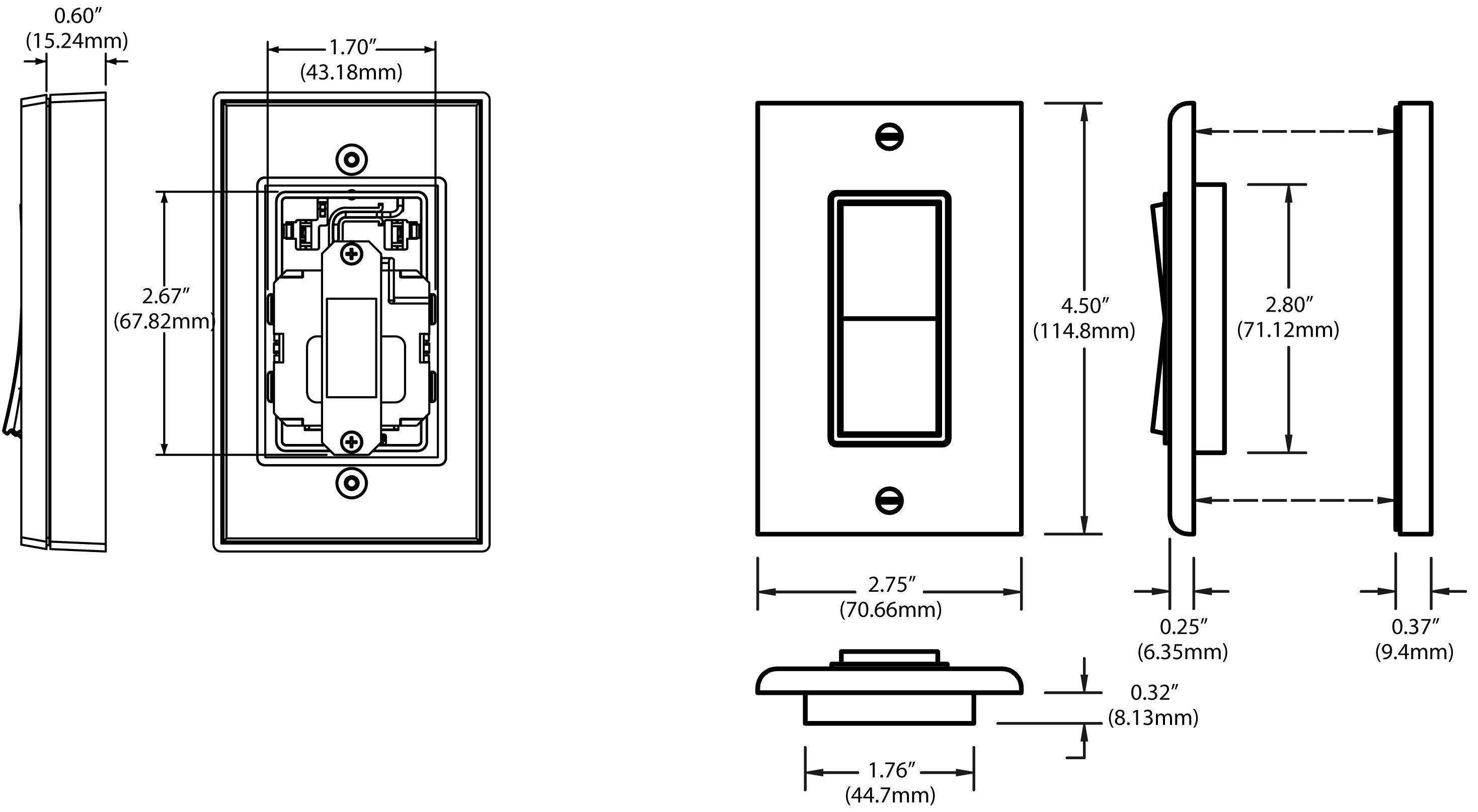 Leviton Switches Wiring Diagram