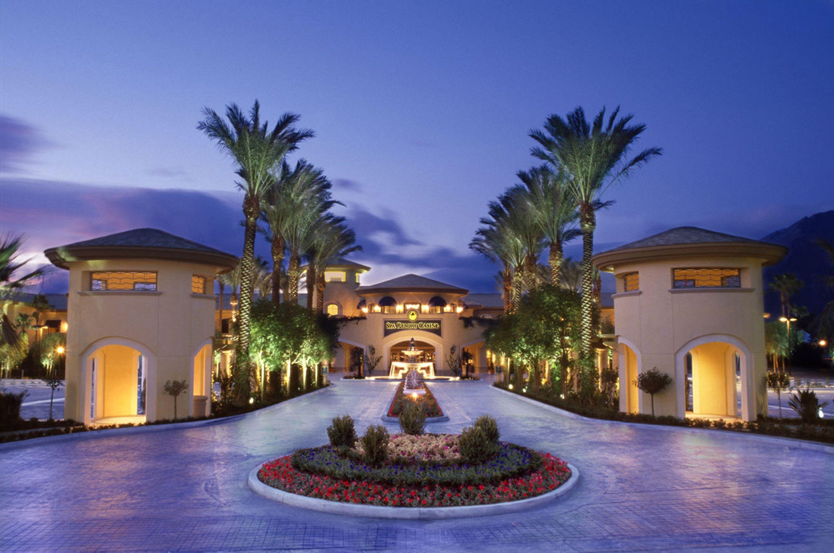 Casino Palm Springs Area