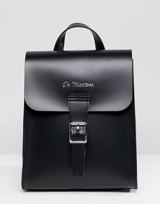 2c49ffb69c3 Dr Martens Mini Leather Backpack in 2019
