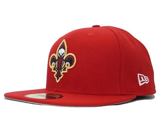 Nba X New Era New Orleans Pelicans Fleur De Lis 59fifty