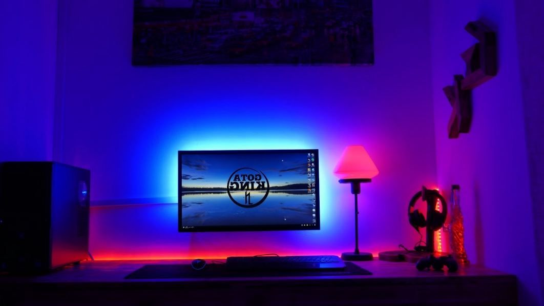 Pin De Steven Anderson Em Room Ideas Iluminacao Led Led Iluminacao
