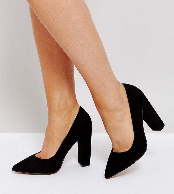 94e5e5229d2c ASOS PHANTOM Wide Fit High Heels