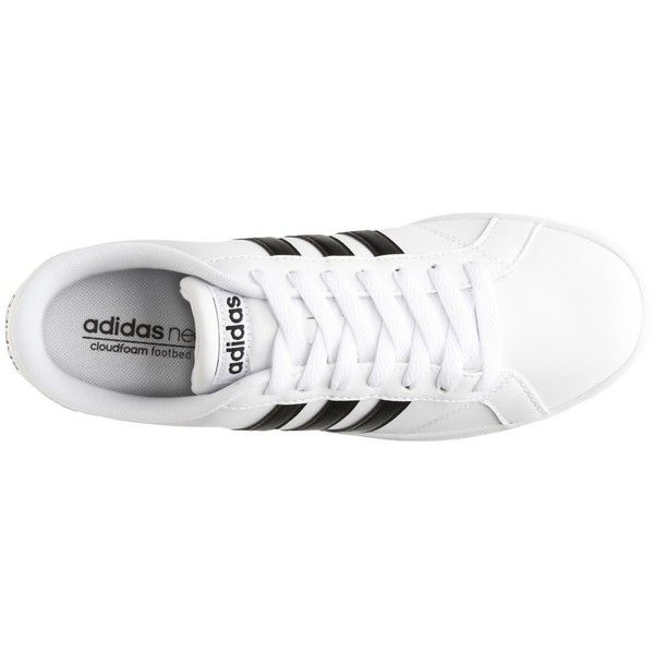 adidas NEO Baseline Sneaker Womens ($60) ❤ liked on Polyvore featuring shoes,  sneakers