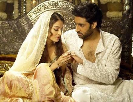 Aishwarya Rai And Abhishek Bachchan In Guru Aishwarya Rai Movies Aishwarya Rai Bollywood