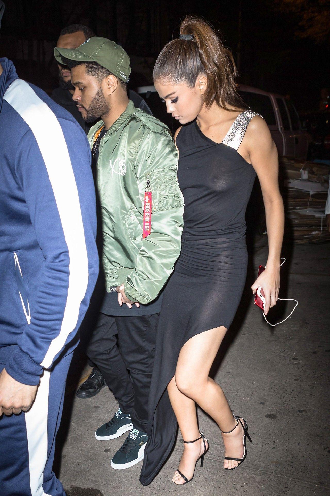 Selena Gomez News — June 7: [More] Selena leaving a restaurant with...