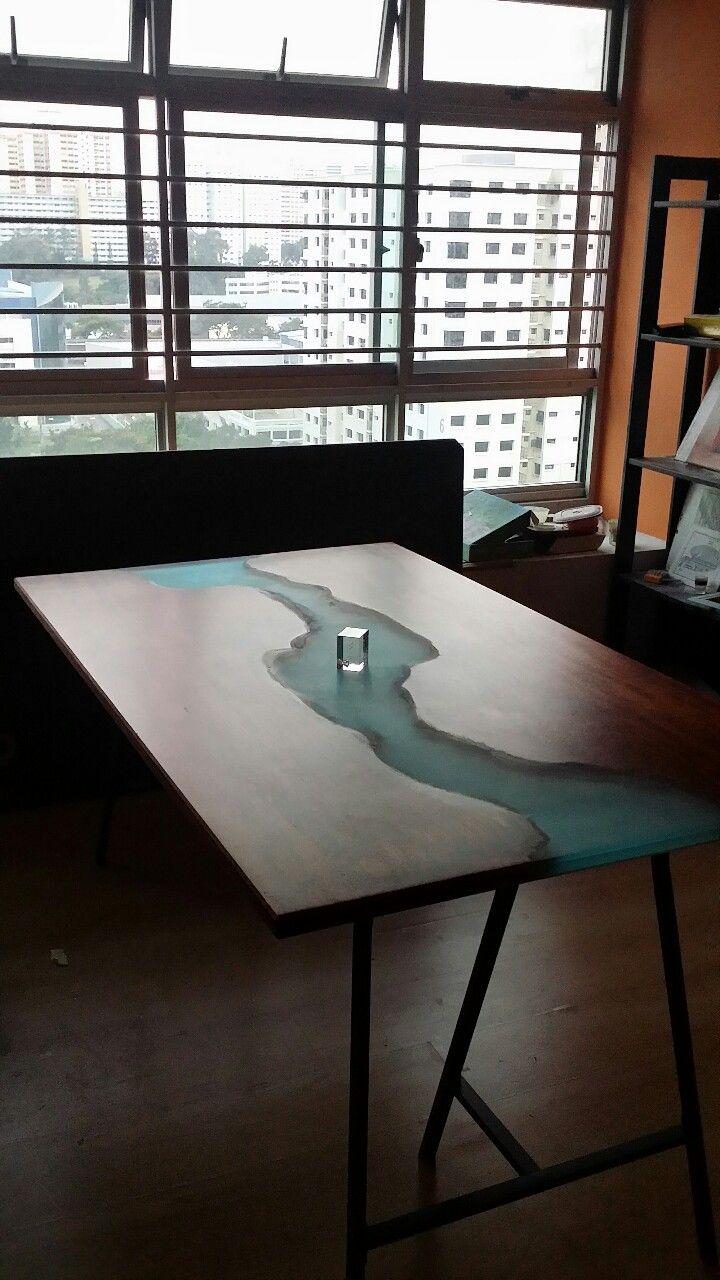Toronto Live Edge Coffee Table Live Edge Bar Live Edge Furniture ...