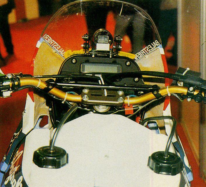 NXR-88-1 #Honda Africa #Twin
