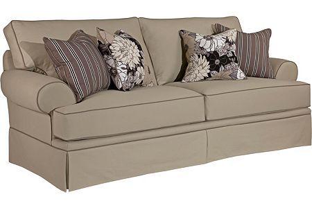 Pleasant Broyhill Emily Sofa Broyhill Furniture Living Room Bralicious Painted Fabric Chair Ideas Braliciousco