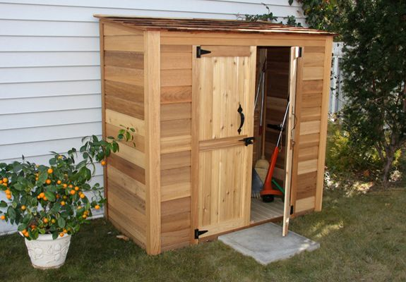 Delicieux Grand Garden Chalet | Storage Shed 6×3