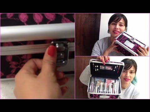 SORTEIO DIA 23/08: Maleta de Maquiagem da Fenzza