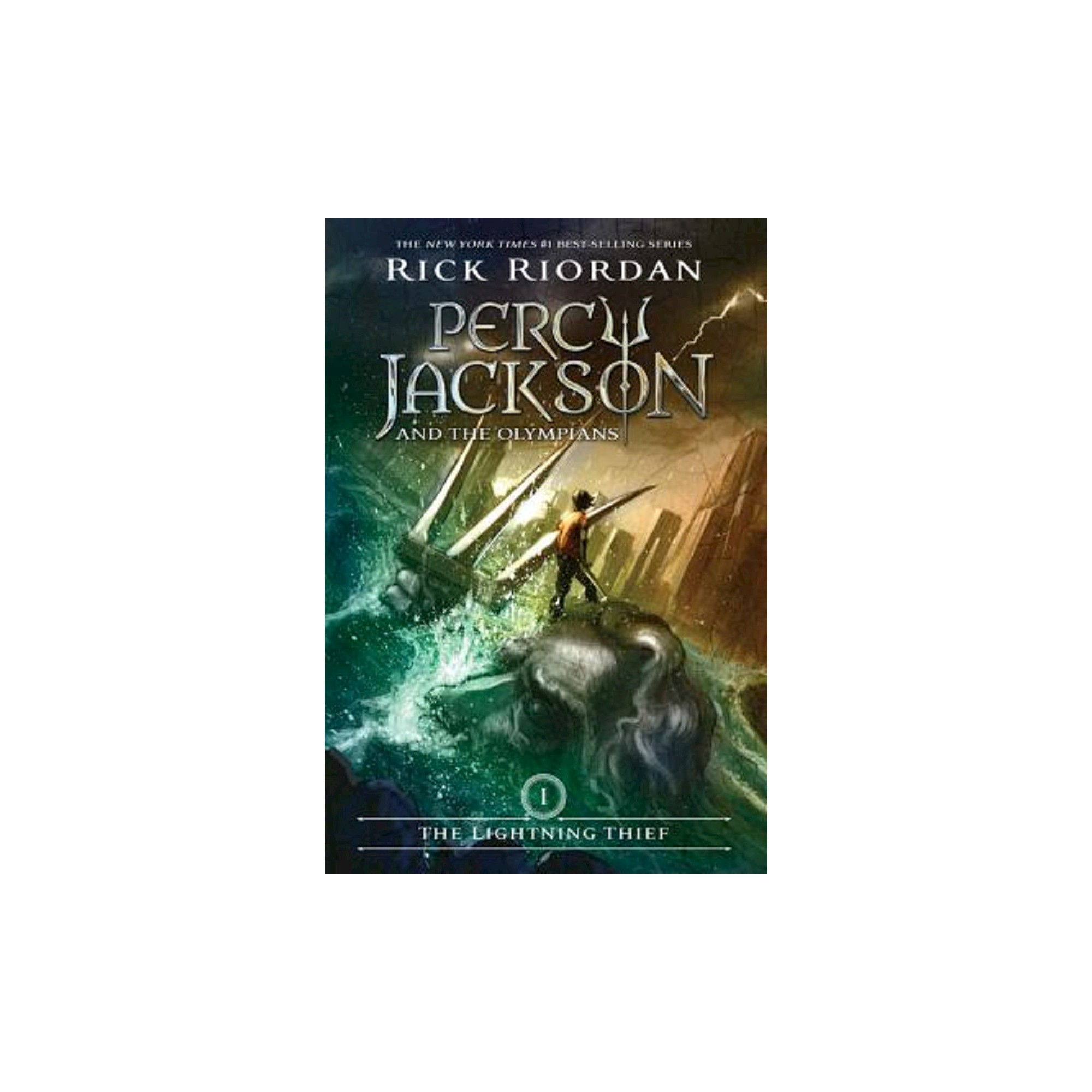 The Lightning Thief Percy Jackson And The Olympians