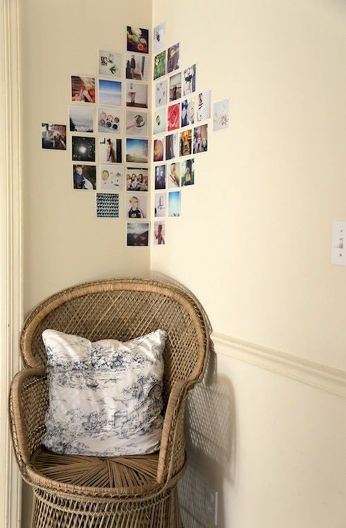 Fotowand selber machen: 66 wunderschöne Ideen und Inspirationen