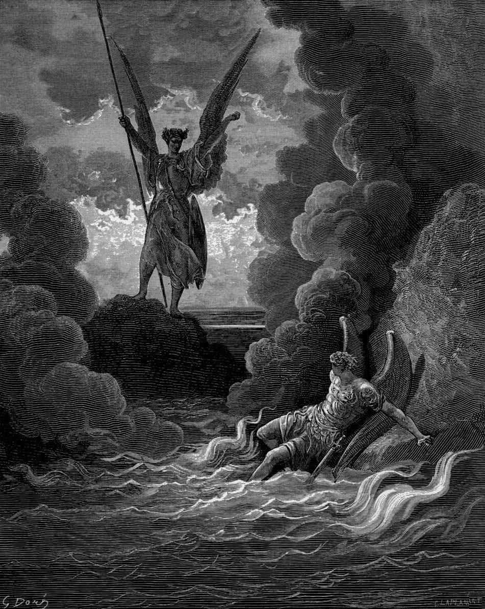 Dore El Paraiso Perdido Buscar Con Google Gustave Dore