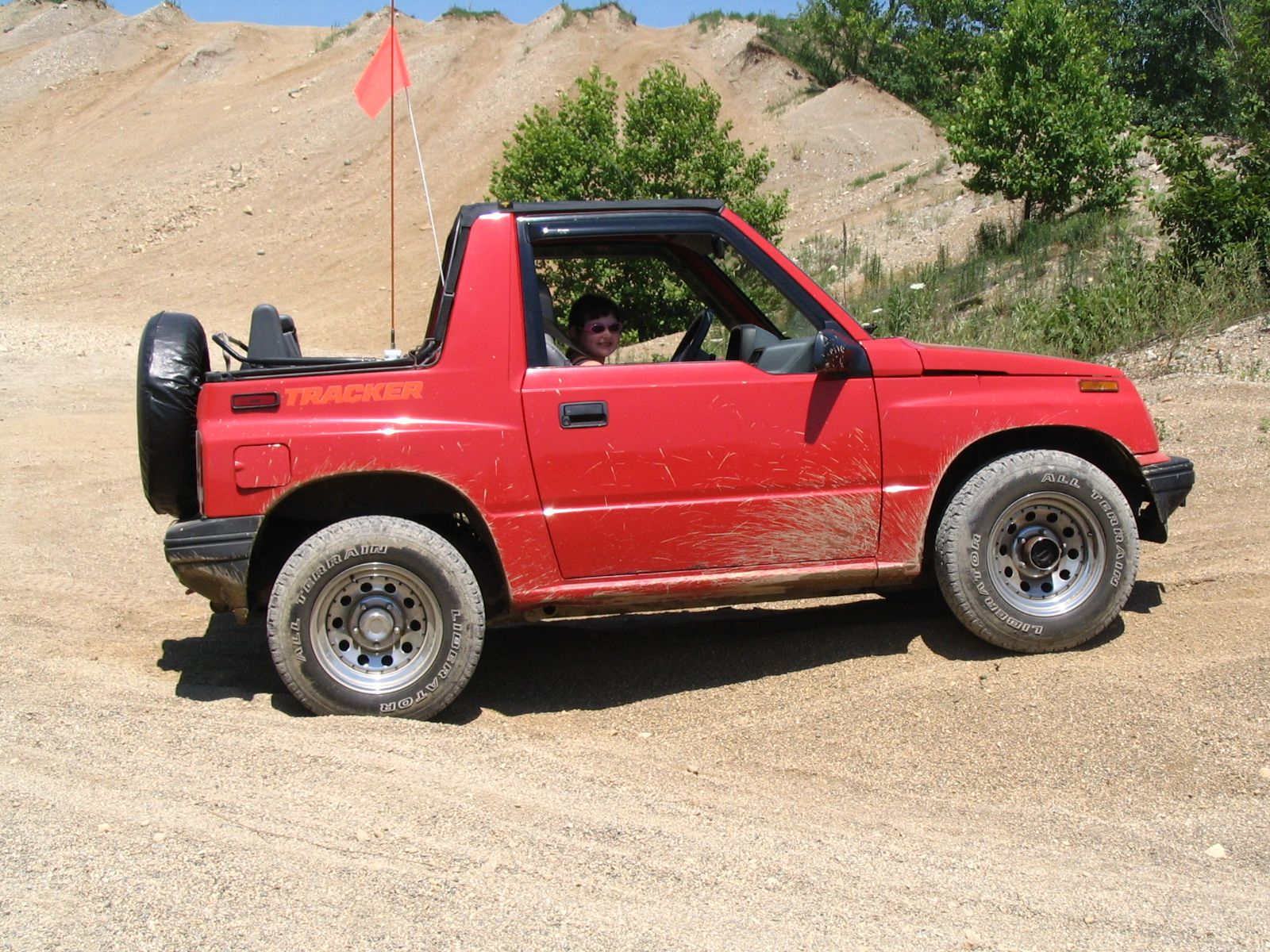 1991 Geo Tracker 2 Dr STD 4WD Convertible | Geo | Cars ...