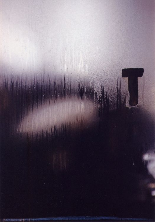 Saul Leiter's photographic work