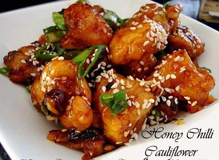 Honey chilli cauliflower recipe indian recipe cauliflower honey chilli cauliflower recipe indian recipe forumfinder Images