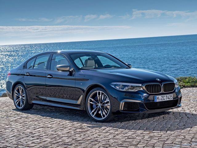 2018 BMW 540i xDrive | Voiture, Idée lumineuse, France