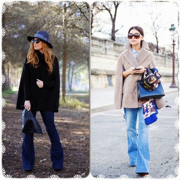 Inspiration: Flared Jeans | Cuidar de tu belleza es facilisimo.com