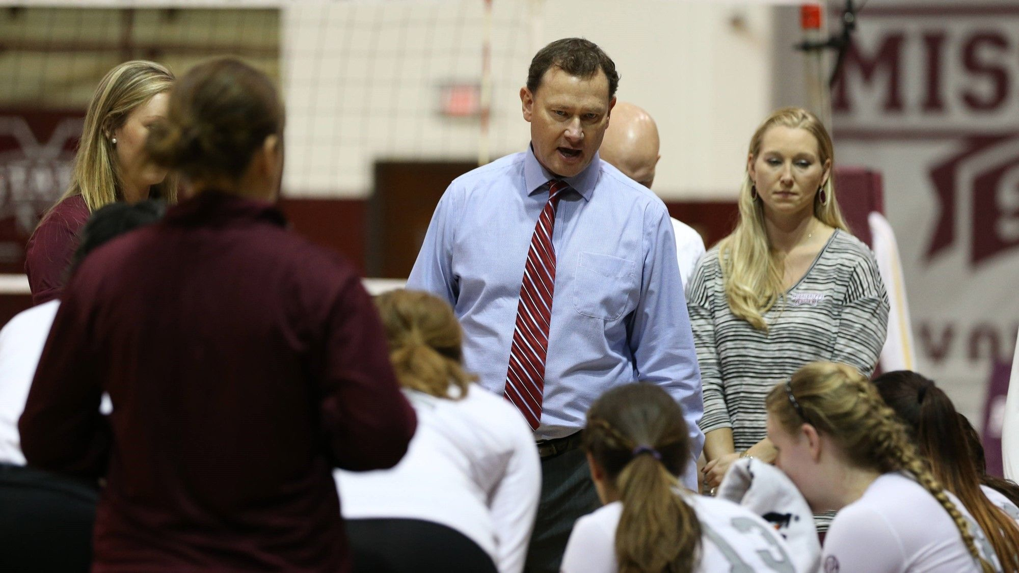 Mcfatrich Announces 2016 Msu Volleyball Schedule Volleyball Volleyball News Mississippi State
