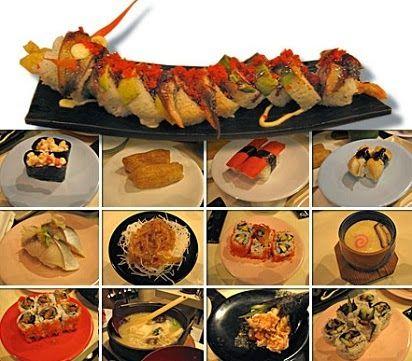2014 Daftar Harga Daftar Menu Sushi Tei Harga Menu Harga Menu