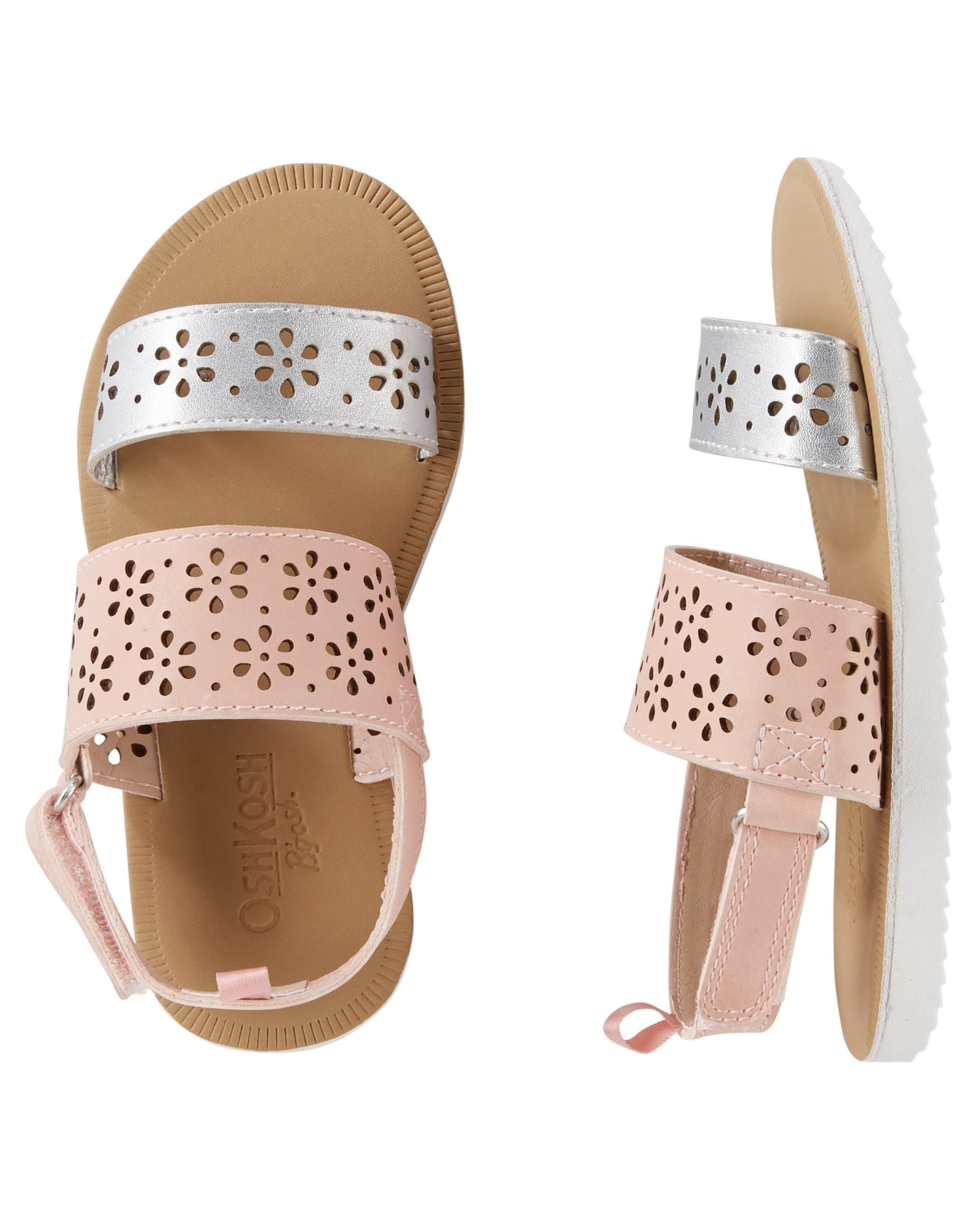 OshKosh Lasercut Sandals