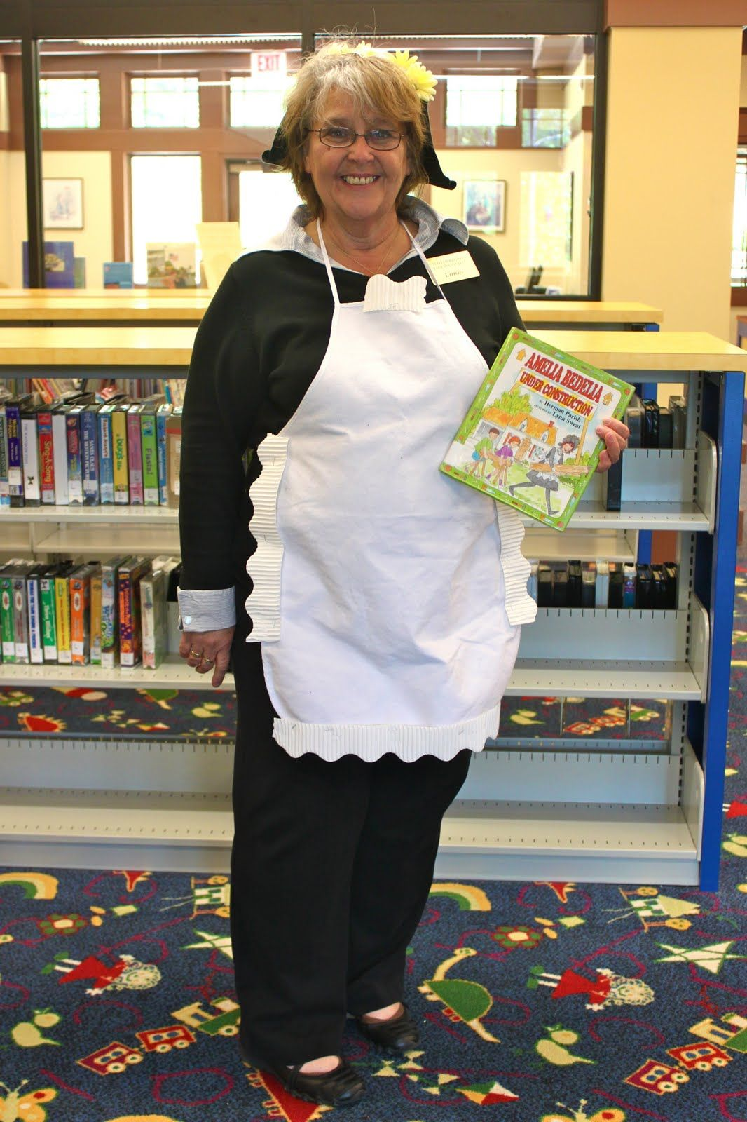 storybook character costumes for teachers   PATTY MILLER   THE ...