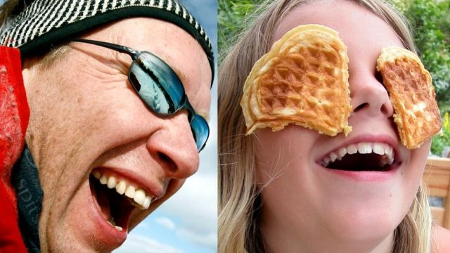 Barn ler minst 300 ganger om dagen. Voksne bare ti.