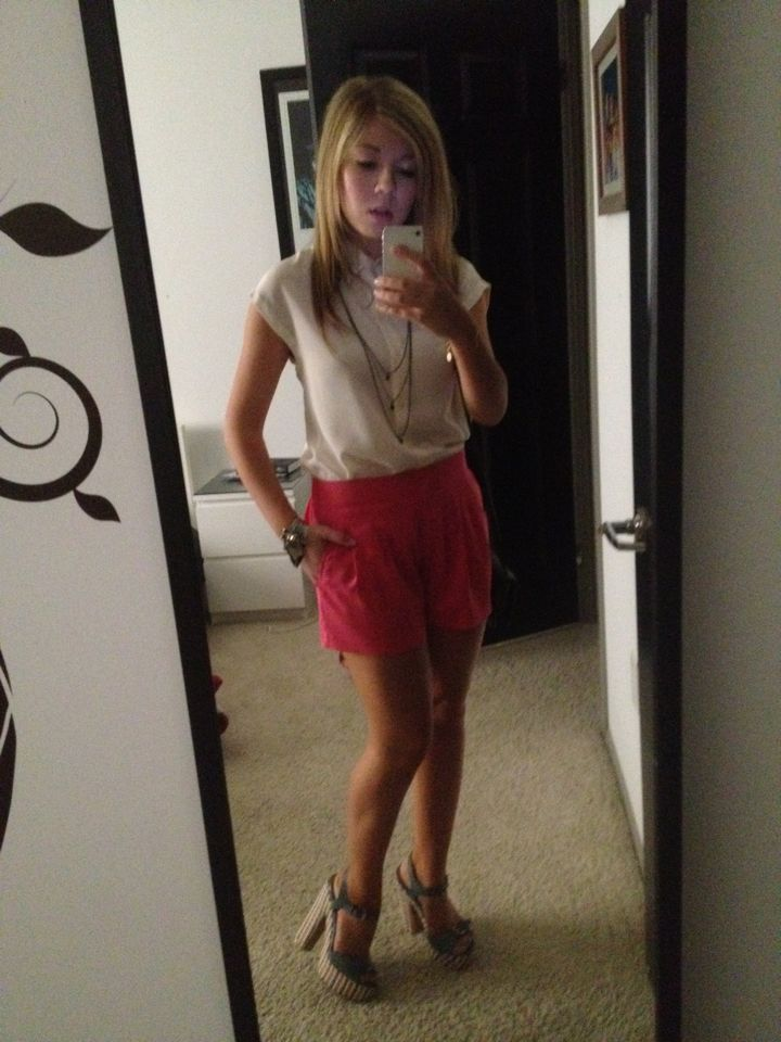 Another Jenette McCurdy post from her Tumblr fashion blog Poshmob
