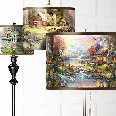 Beau Lovely Home Interiors Thomas Kinkade Prints