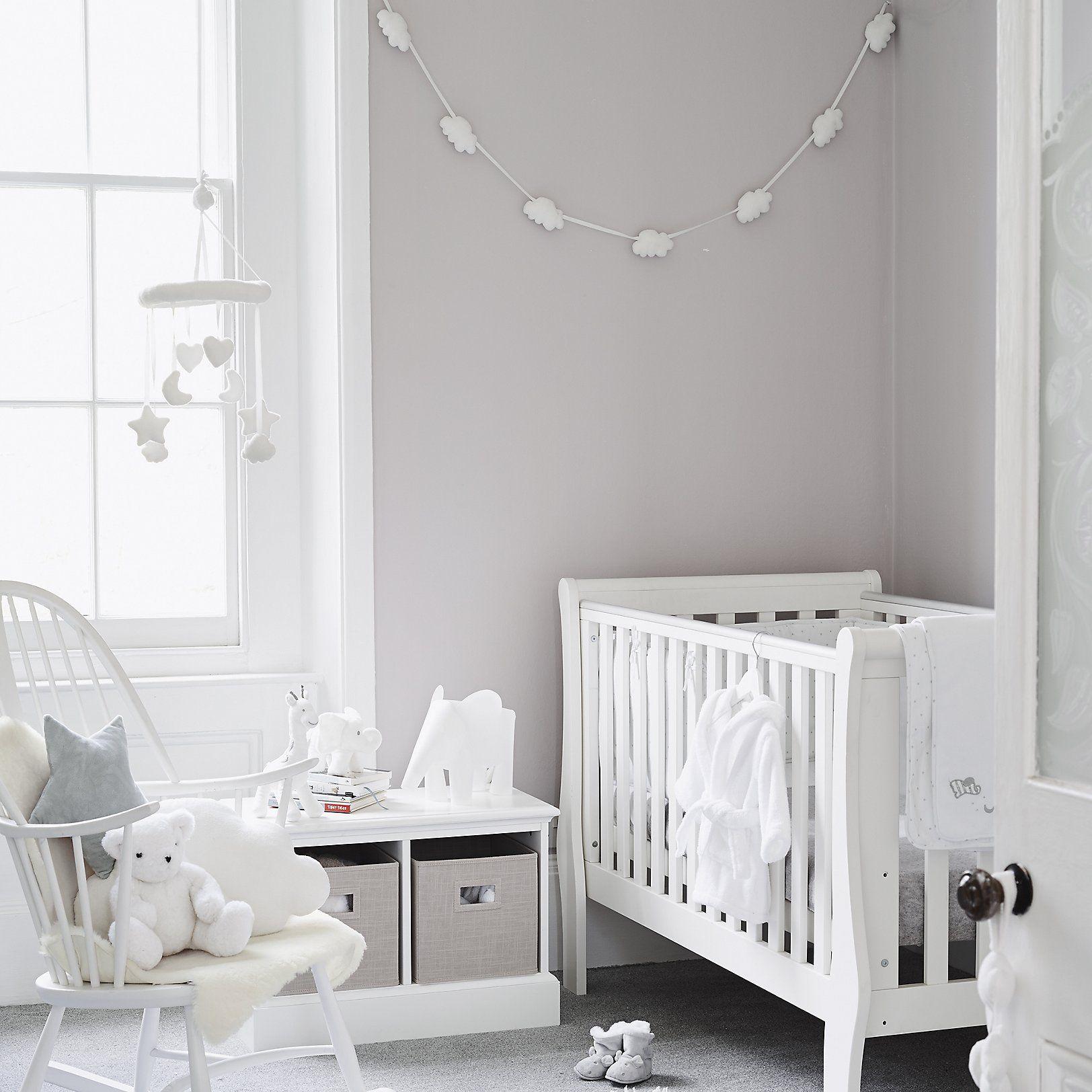 Kids Bedroom Ornaments cloud garland | bedroom accessories | childrens' bedroom | the