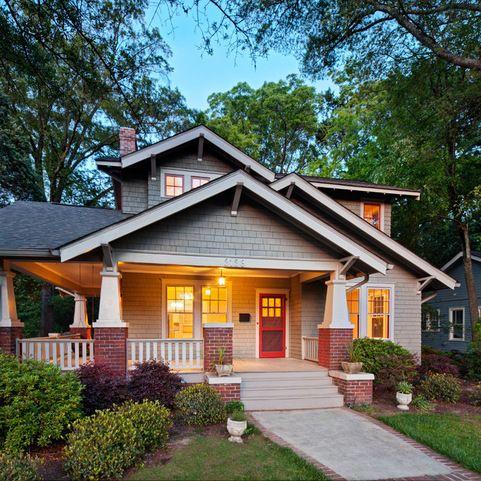 Find Craftsman-Style Homes Online #craftsmanstylehomes
