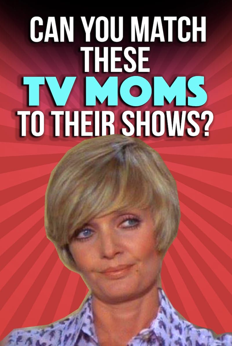 Quiz Can You Match These Tv Moms To Their Shows Tv Moms Mom