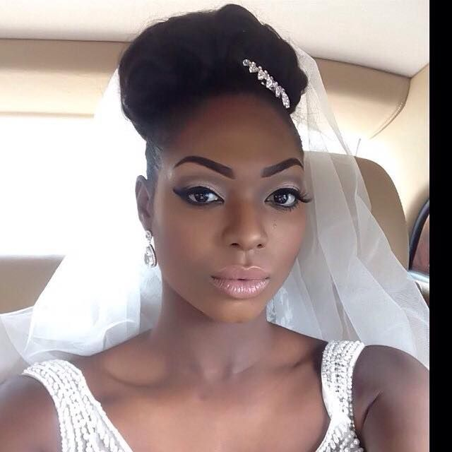 wedding makeup for black women best photos - Page 3 of 5 | Wedding ...