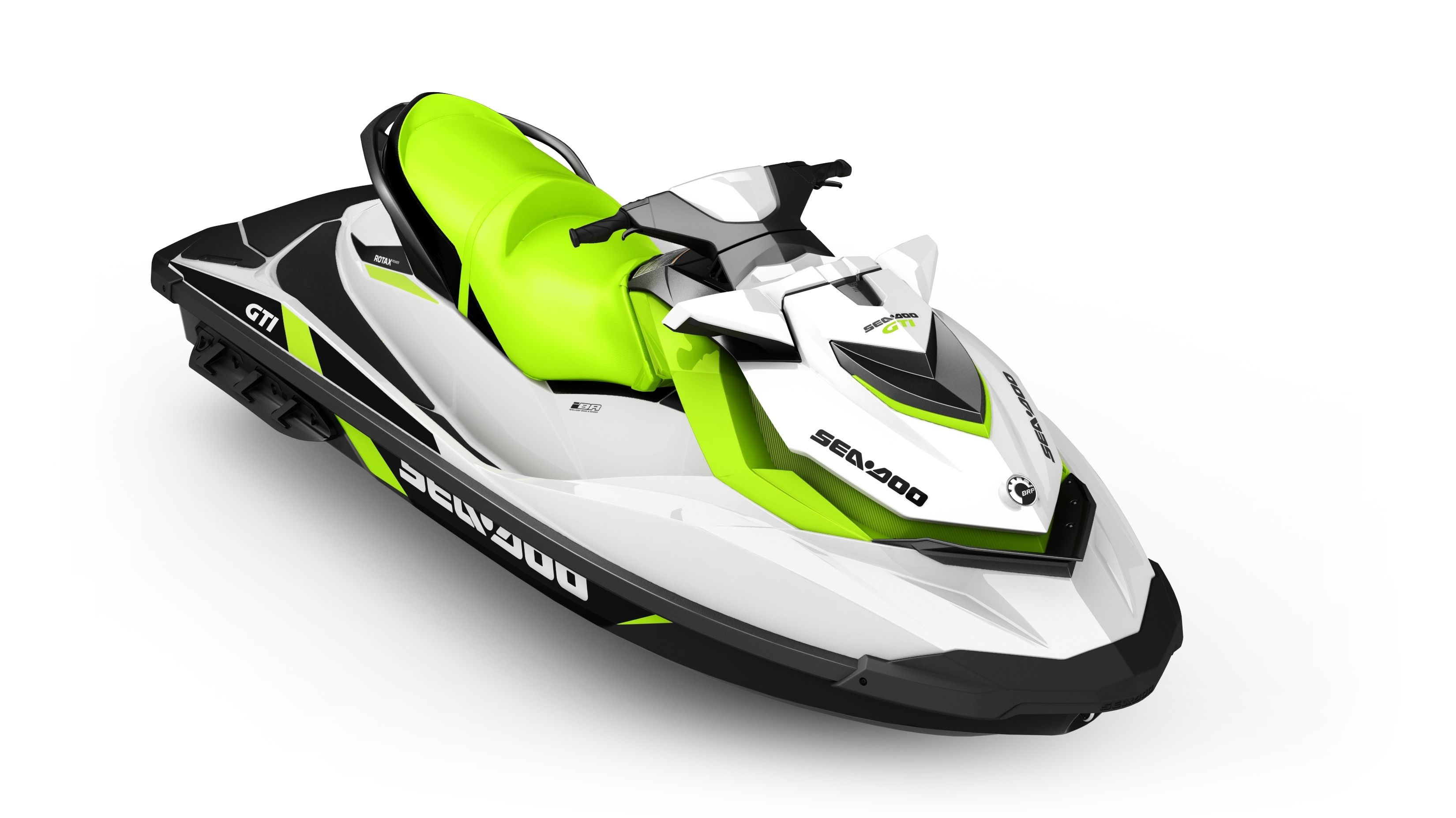 2017 SeaDoo GTI Skis for sale, Jet ski, Sport boats