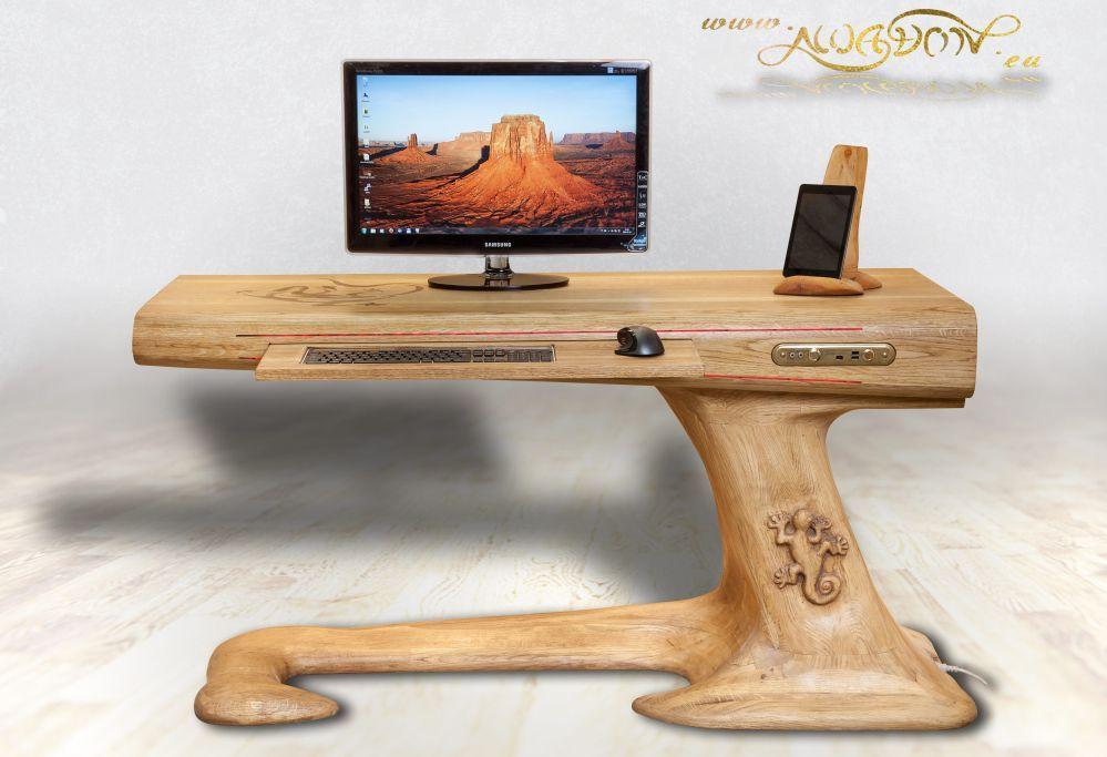 Homemade Desks lizard desk diy computer desk table | holz ideen | pinterest | diy