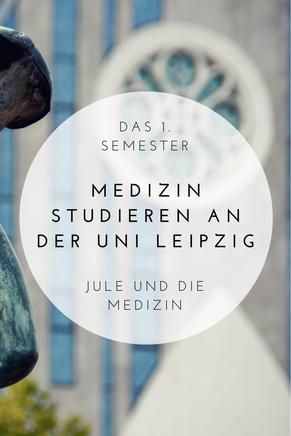 1 Semester Medizin Studieren Medizin Medizinstudium