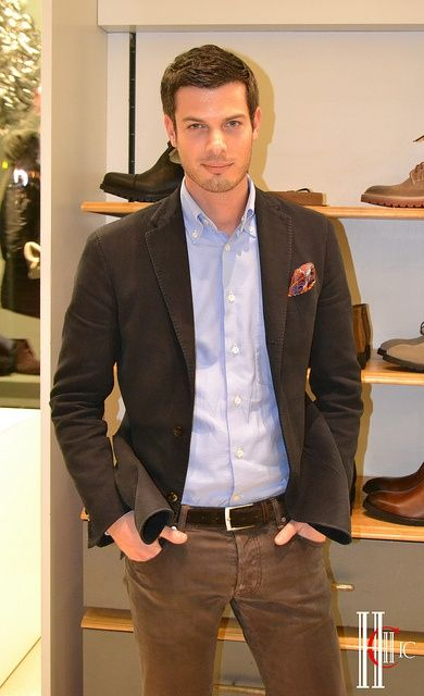 Brown Blazer - Google Search | Men Styles | Pinterest | Brown Blazer And Man Style