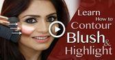 Photo of #simple # blush #highlighting #comment #contour ##blush #comment#blush