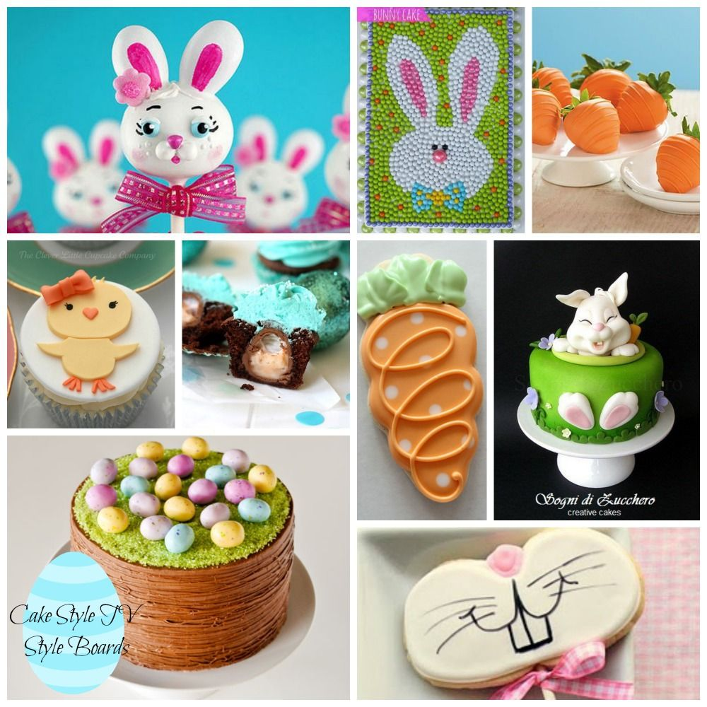 Easter Style Board