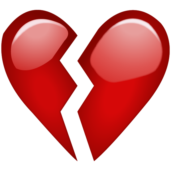 Black Three Heart Emoticon High Quality Clip Art Vector