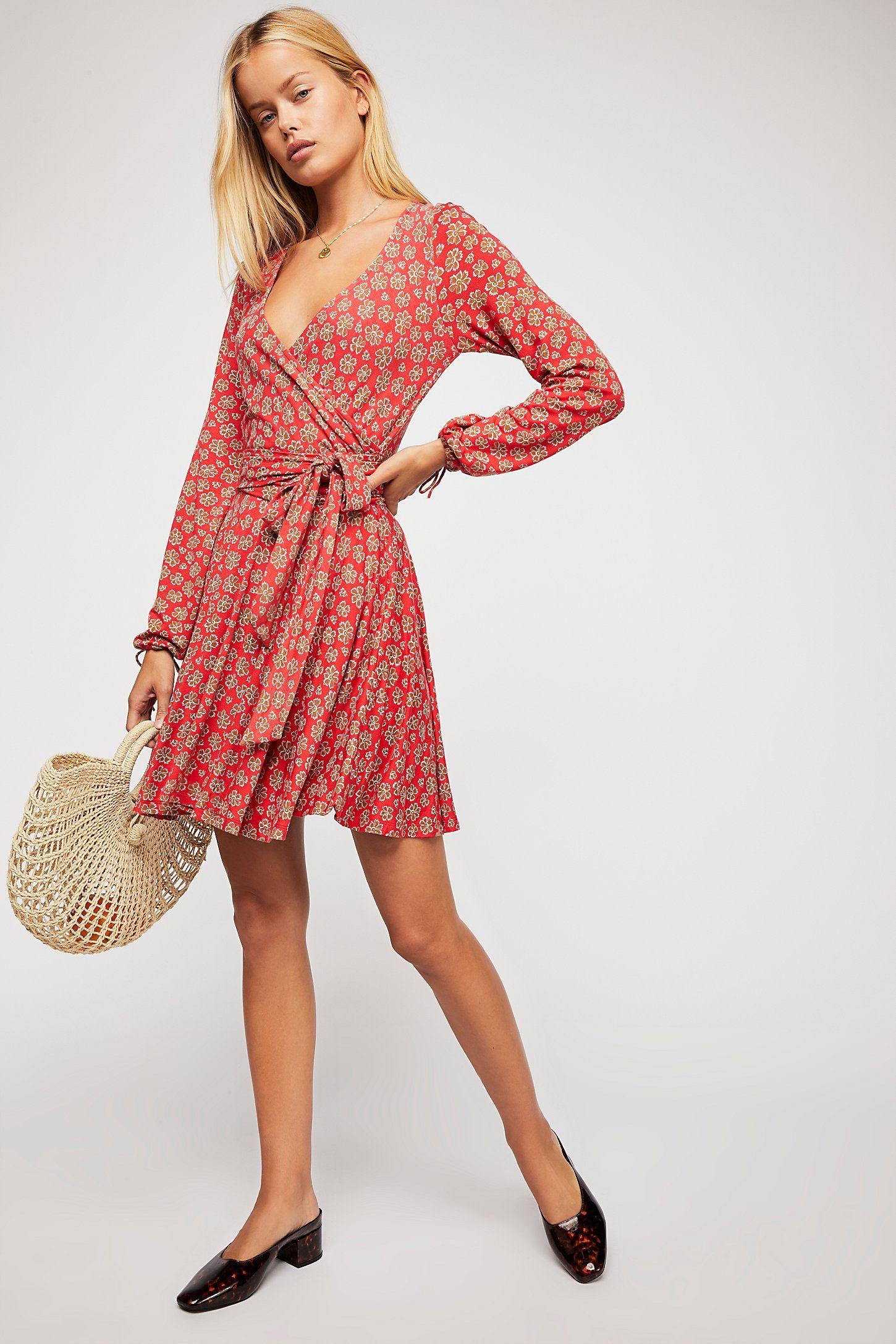 8870f7db1525 Pradera Wrap Mini Dress | Italia 2020!!!! | Fashion, Dress outfits ...